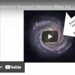 A Discussion of Mentors